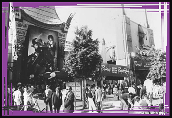 Writer, Director Albert Magnoli and Purple Rain starring Prince